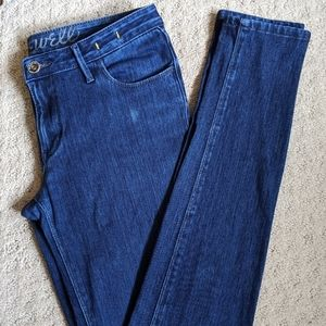 Madewell Stretch Skinny Jeggings Size 2
